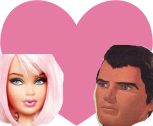 Barbie and Captain Scarlet: To be explained...