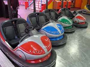 The Voice Bumper Cars Edition