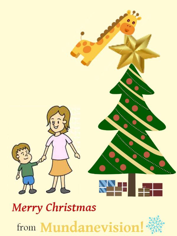 mundanevision christmas